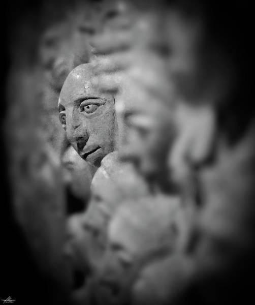 Photograph - Facing Pergatory by Philip Rispin