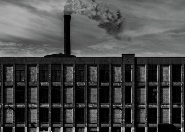 Photograph - Factory by Bob Orsillo