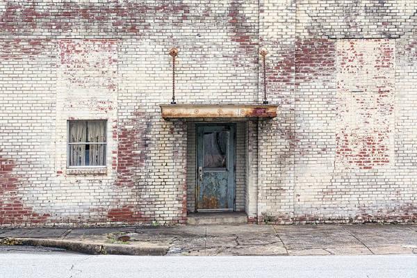 Photograph - Factory Door by Sharon Popek