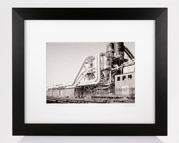 Something Different Photograph - Factory by Patrick M Lynch