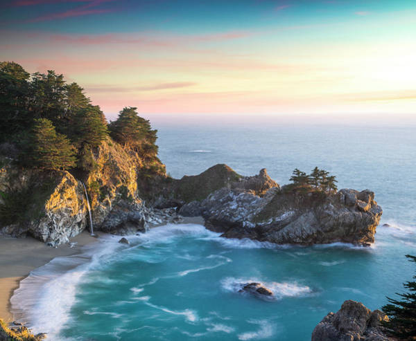Big Sur Photograph - Fade To Paradise by Peter Irwindale