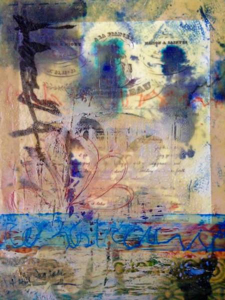 Photograph - Faded Fantasies 1 by Holly Suzanne