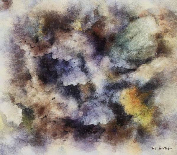 Painting - Faded Love by RC DeWinter