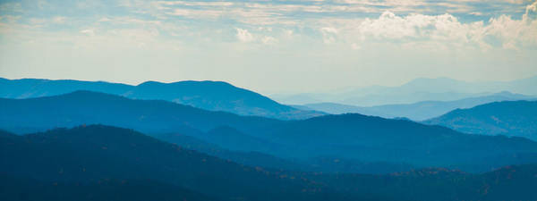 Photograph - Fading Appalachians by Rob Hemphill