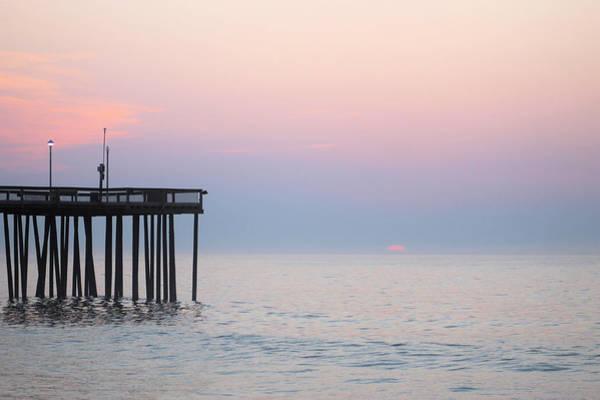 Photograph - Faint Light Of Sunrise by Robert Banach