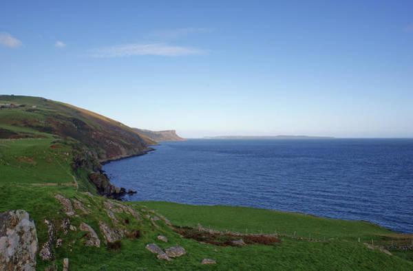 Photograph - Fair Head And Rathlin Island by Colin Clarke
