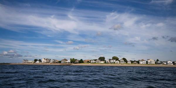 Fairfield Photograph - Fairfield Connecticut Coastline by Stephanie McDowell