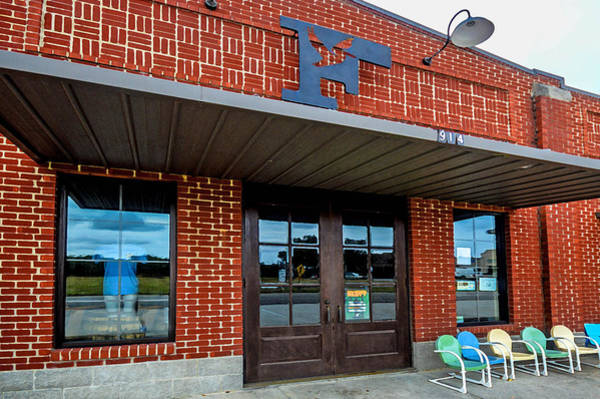 Photograph - Fairhope Brewery by Michael Thomas