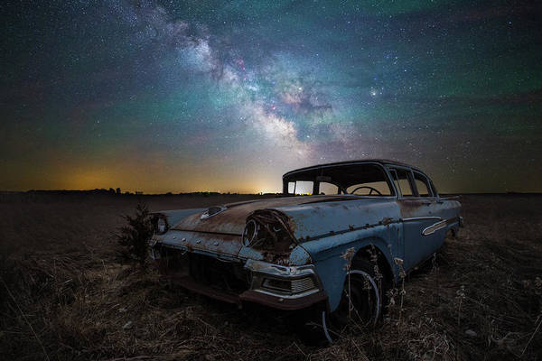 Ford Fairlane Photograph - Fairlane  by Aaron J Groen