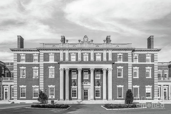 Pa Photograph - Fairleigh Dickinson University Hennessy Hall by University Icons