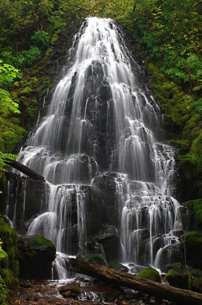 Photograph - Fairy Falls by Todd Kreuter