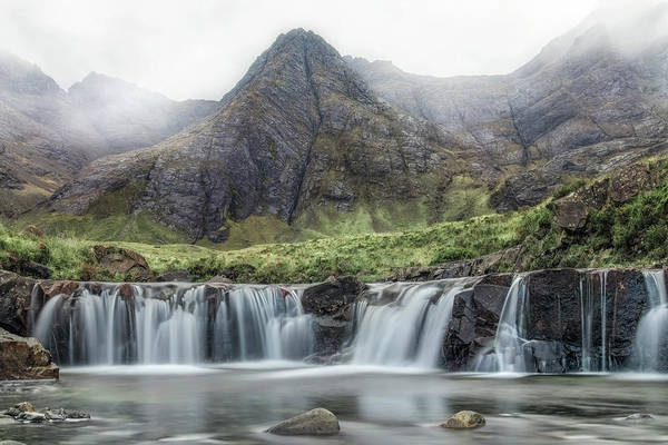Wall Art - Photograph - Fairy Pools - Isle Of Skye by Joana Kruse