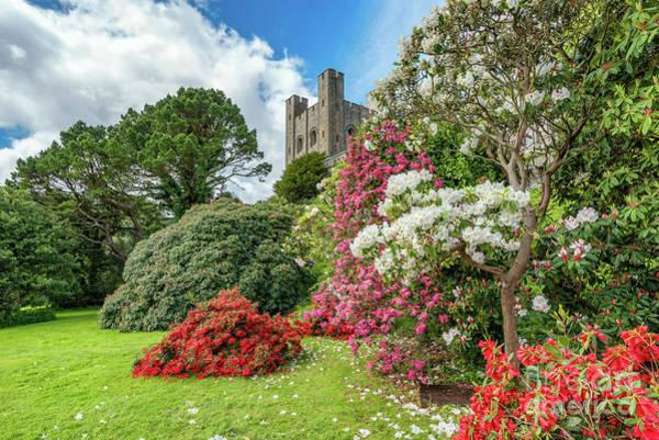 Castle Garden Photograph - Fairy Tale Castle by Adrian Evans