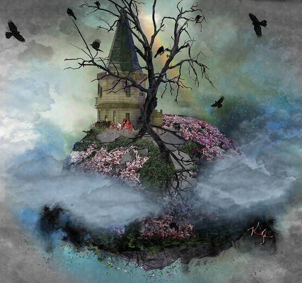 Rader Photograph - Fairy Tale Dream by Kelly Rader