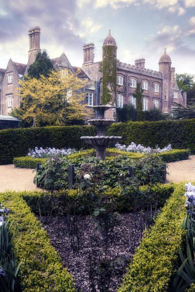 Castle Garden Photograph - Fairy Tale Mansion by Joana Kruse