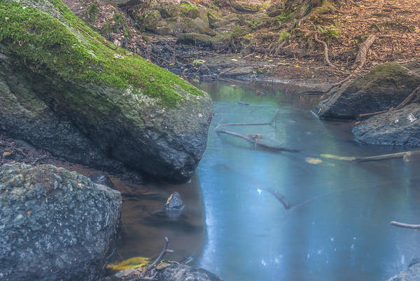 Fairy Pools Photograph - Fairyland Forest Pool by Martin Capek