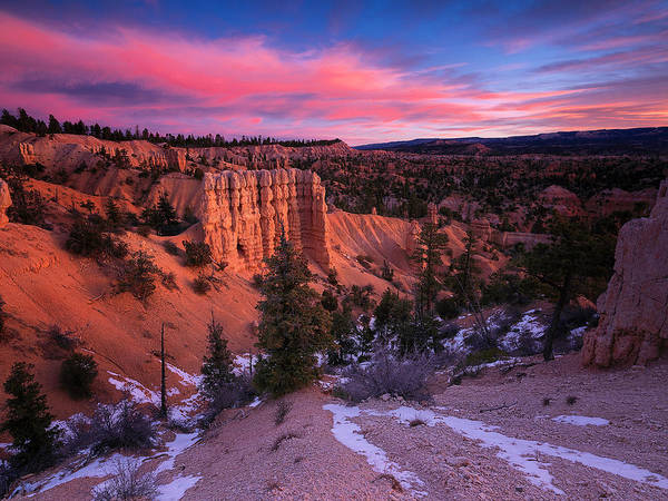 Photograph - Fairyland Loop Trail by Edgars Erglis