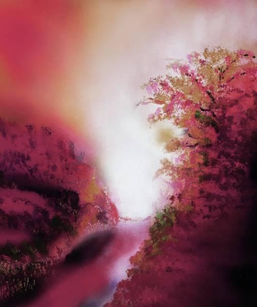 Wall Art - Painting - Fairyland by Nandor Molnar