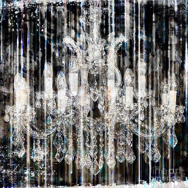 Wall Art - Painting - Fairytale Ballroom II by Mindy Sommers