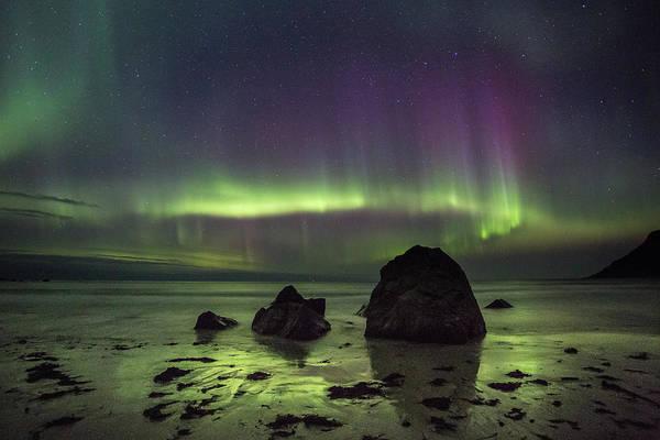 Photograph - Fairytale Beach by Alex Conu