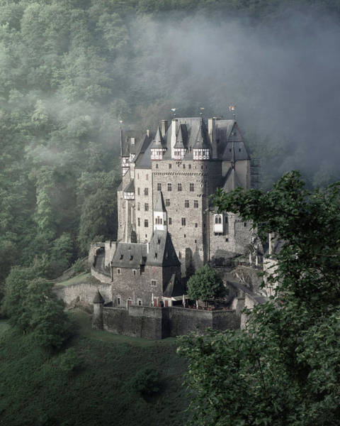 Photograph - Fairytale Castle In Germany by Dalibor Hanzal