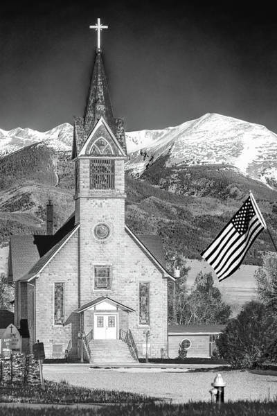 Westcliffe Photograph - Faith And Freedom by Eric Glaser