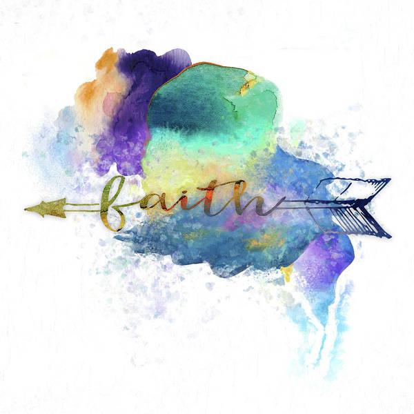 Painting - Faith Arrow by Christina VanGinkel