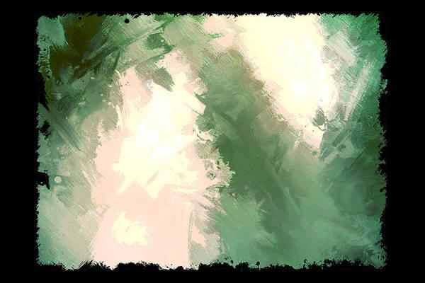 Painting - Faith C by John Emmett