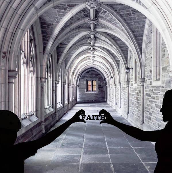 Photograph - Faith - Digital Art by Ericamaxine Price