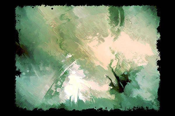 Painting - Faith F by John Emmett