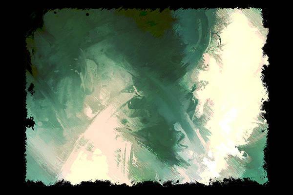 Painting - Faith H by John Emmett