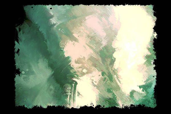 Painting - Faith K by John Emmett