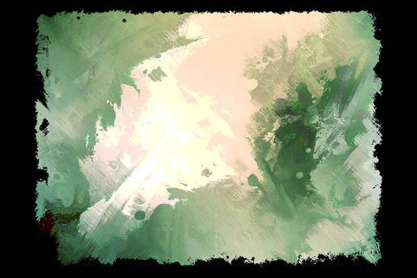 Painting - Faith L by John Emmett