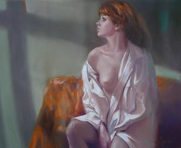 Ignatenko Painting - Faith by Sergey Ignatenko