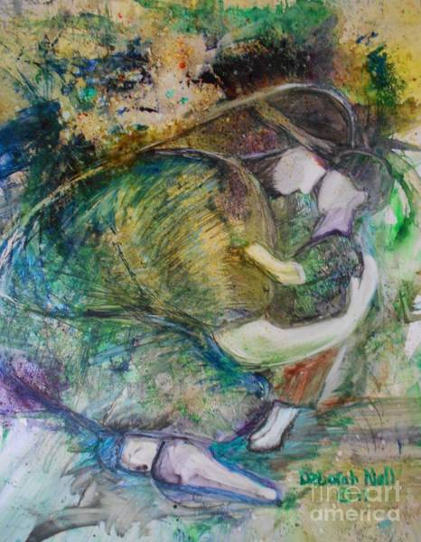 Painting - Faithful Father by Deborah Nell