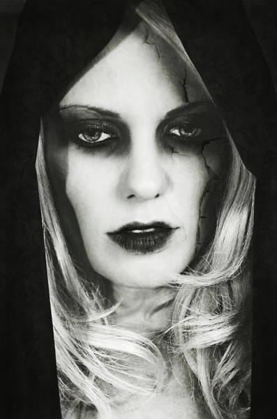 Photograph - Fake Beauty by Sotiris Filippou