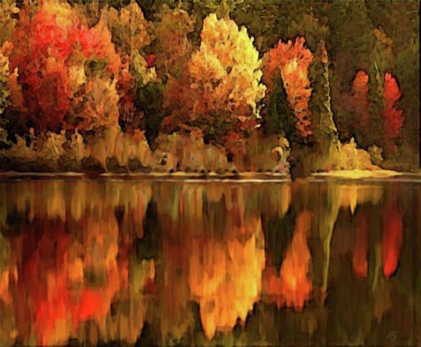 Painting - Fall 2016 by Dennis Buckman