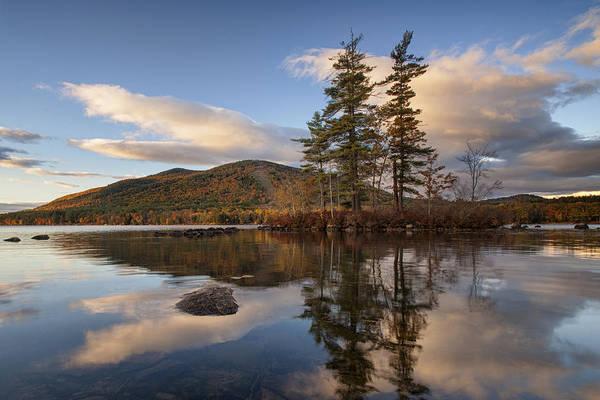 Photograph - Fall At Pleasant Mountain by Darylann Leonard Photography