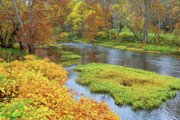 Photograph - Fall Beauty At Beaver Creek by John M Bailey