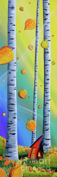 Wall Art - Painting - Fall by Cindy Thornton