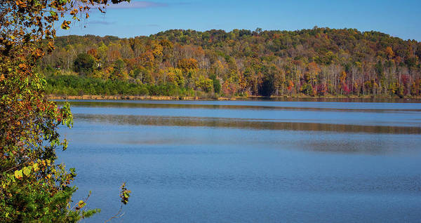 Photograph - Fall Color At Lake Zwerner by Randy Bayne