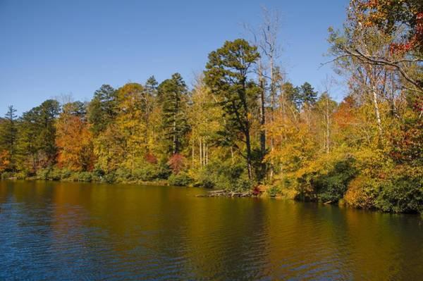 Photograph - Fall Color At Powhatan Lake by NaturesPix