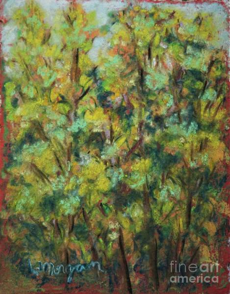 Painting - Fall Colors by Laurie Morgan