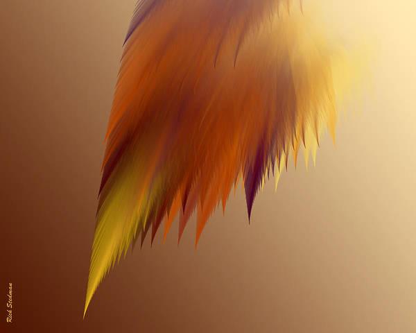 Digital Art - Fall Colors by Rich Stedman
