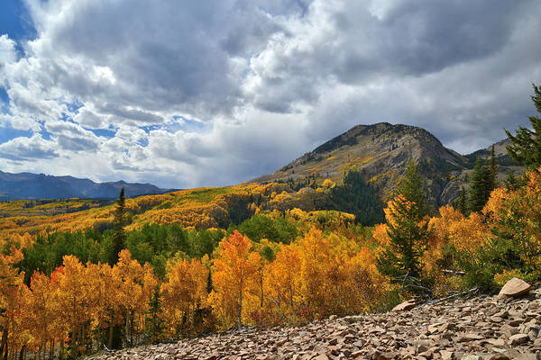 Photograph - Fall Comes To Ohio Pass by Ray Mathis