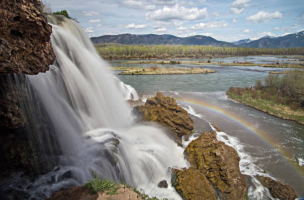 Photograph - Fall Creek Falls by Wesley Aston