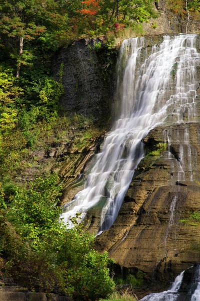 Photograph - Fall Creek Waterfall by Christina Rollo