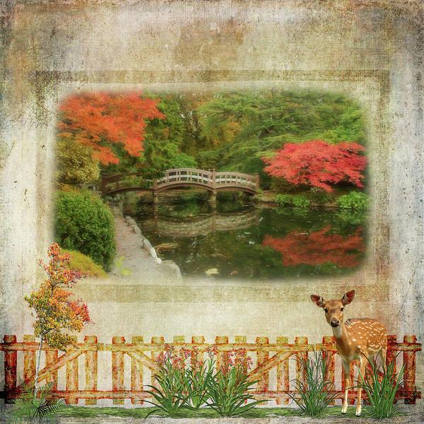 Photograph - Autumn Glory by Marilyn Wilson