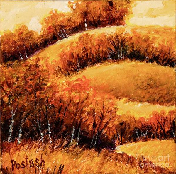 Painting - Fall by Igor Postash