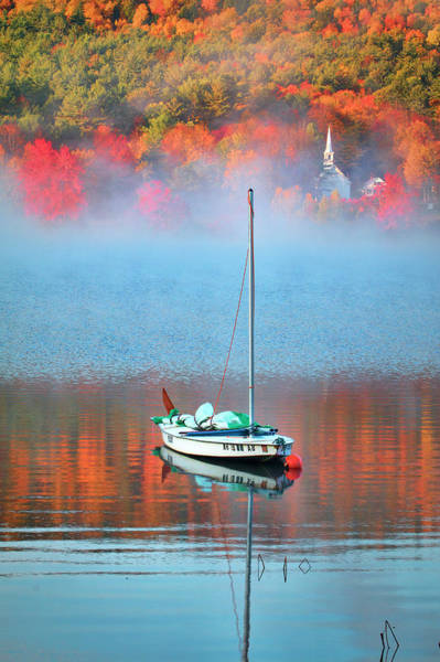 Wall Art - Photograph - Fall In Eaton New Hampshire by Eric Gendron